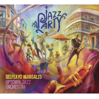 Album Jazz Party by Delfeayo Marsalis