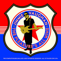 Album The Pleasure's All Mine by Jimmie Vaughan