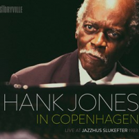 Album In Copenhagen - Live at Jazzhus Slukefter 1983 by Hank Jones