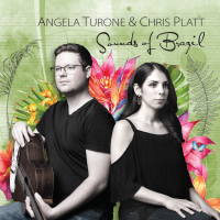 Album Sounds of Brazil by Angela Turone & Chris Platt