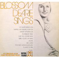 Album Blossom Dearie Sings - 45th Anniversary Edition with Bonus Tracks by Blossom Dearie