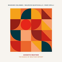 Album Acoustic Weather (The Music of Weather Report) by Massimo Colombo