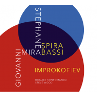 Album Improkofiev by Stephane Spira