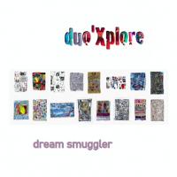 Album duo'Xplore - dream smuggler by Harrison Goldberg