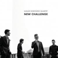 Album New Challenge by Łukasz Kokoszko