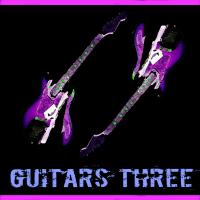 Album GUITARS THREE by Andrea Centazzo
