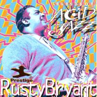 Album Legends Of Acid Jazz by Rusty Bryant