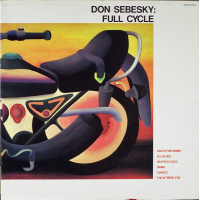 Album Full Cycle by Don Sebesky