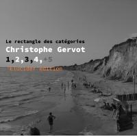 Album Le rectangle des catégories Elucider Edition by Christophe Gervot