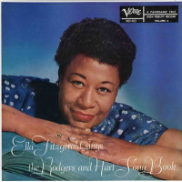 "Read ""Ella Fitzgerald sings the Rodgers and Hart Song Book"" reviewed by"