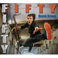 Album FiftyFifty by Derek Brown