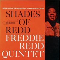 Freddie Redd on Blue Note