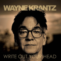 Album Write Out Your Head by Wayne Krantz