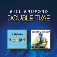 Album Double Time by Bill Bruford