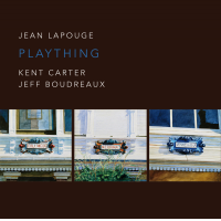 Album Plaything by Jean Lapouge