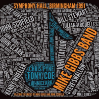 Symphony Hall, Birmingham, 1991...Playing The Music Of Mike Gibbs And John Scofield.