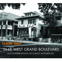 Album 2468 West Grand Boulevard by Claire Daly