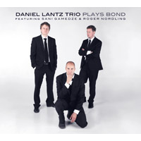 Album Plays Bond by Daniel Lantz