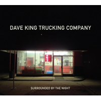 Album Surrounded by the Night by Dave King