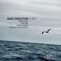 "Read ""Dave Stapleton: Flight"" reviewed by"