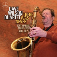 Album There Was Never by Dave Wilson