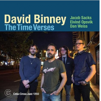 Album The Time Verses by David Binney