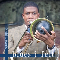 David L. Harris: Blues I Felt