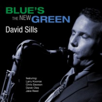 "Read ""Blue's the New Green"" reviewed by Dan McClenaghan"