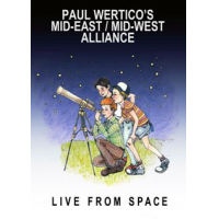 LIVE FROM SPACE [DVD] by Paul Wertico