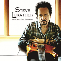 Album All's Well That Ends Well by Steve Lukather