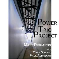 Album Power Trio Project by Matt Richards