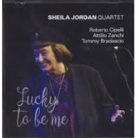 Album Lucky to Be Me by Sheila Jordan