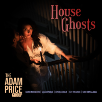 Album House Ghosts by Adam Price