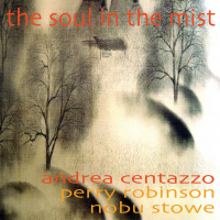 Album The Soul In The Mist by Andrea Centazzo