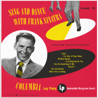 "Read ""Sing and Dance with Frank Sinatra"" reviewed by Nicholas F. Mondello"