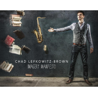 Album Imagery Manifesto by Chad Lefkowitz-Brown