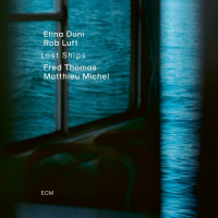 Album Lost Ships by Rob Luft