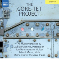 Album The Core-tet Project by Michael Jefry Stevens