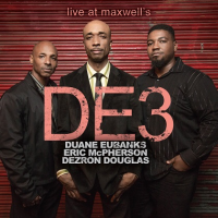 Album Live at Maxwell's by Duane Eubanks