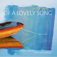 Album On The Brink Of A Lovely Song by Christina von Bülow