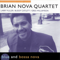 Album Blue and Bossa Nova by Brian Nova