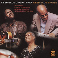 Deep Blue Organ Trio: Deep Blue Bruise