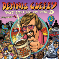 Dennis Coffey: Hot Coffey in the D – Burnin at Morey Baker's Showplace Lounge