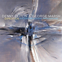 Album Expedition by Denny Zeitlin