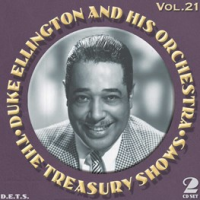 "Read ""Duke Ellington's Treasury Shows - Vol. 21"" reviewed by Chris Mosey"