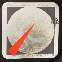 Album Who, what, where, with what, why, how, when