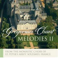 which of the following does not characterize gregorian chant