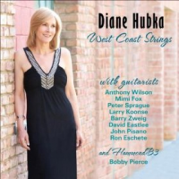 Album West Coast Strings by Diane Hubka