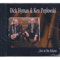 ...Live At The Kitano by Dick Hyman
