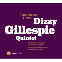 Album Legends Live by Dizzy Gillespie